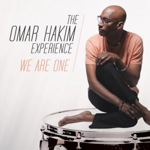 Omar Hakim We Are One Album Cover